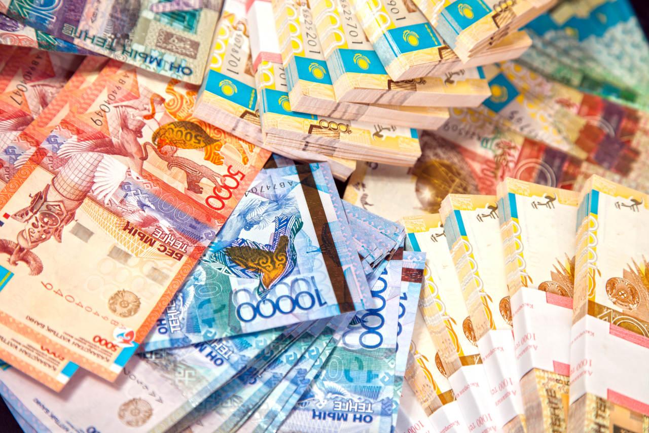 Деньги пирамида долгов 2020