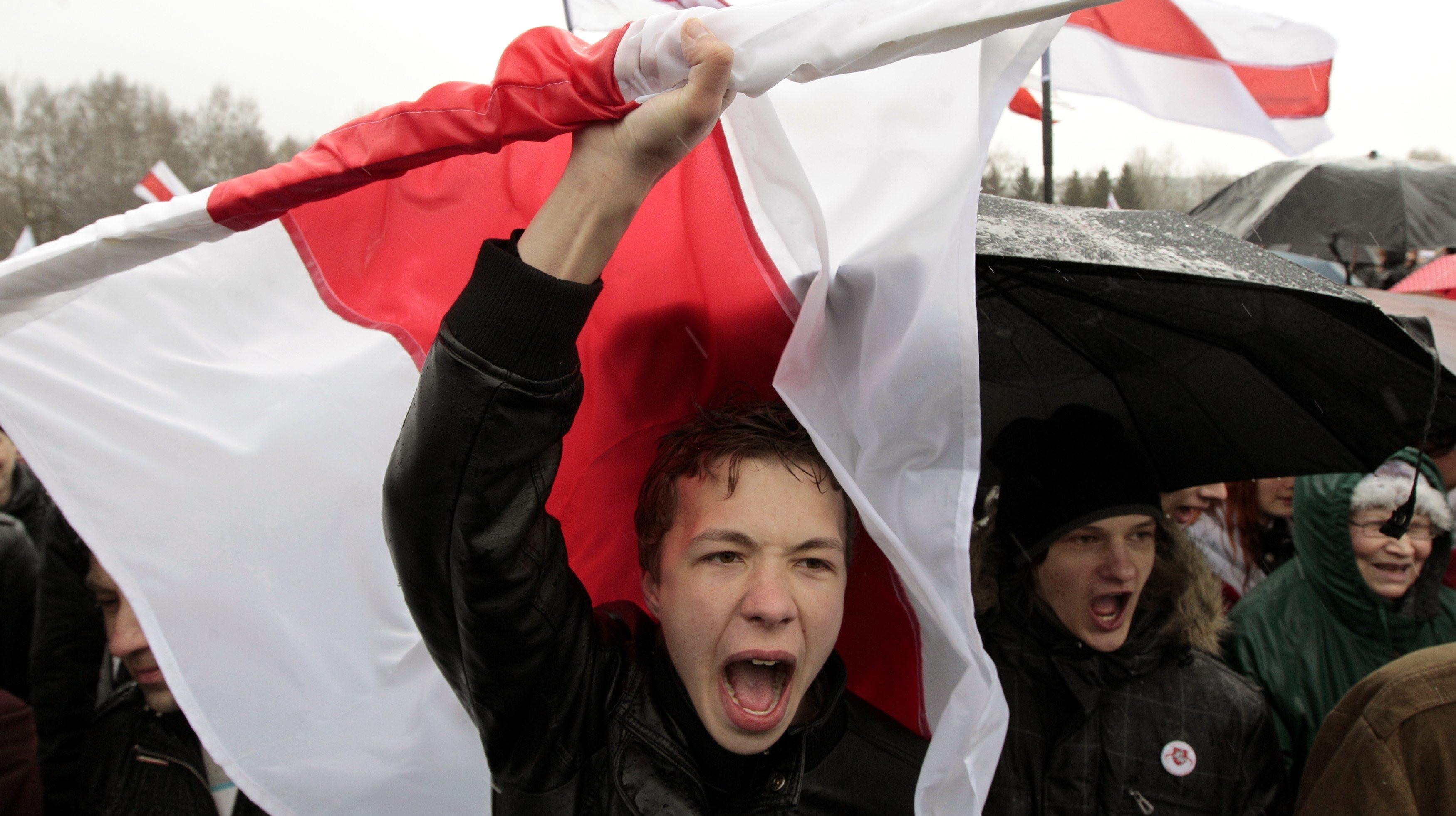 Информационные победы белорусской оппозиции. Как это делается?