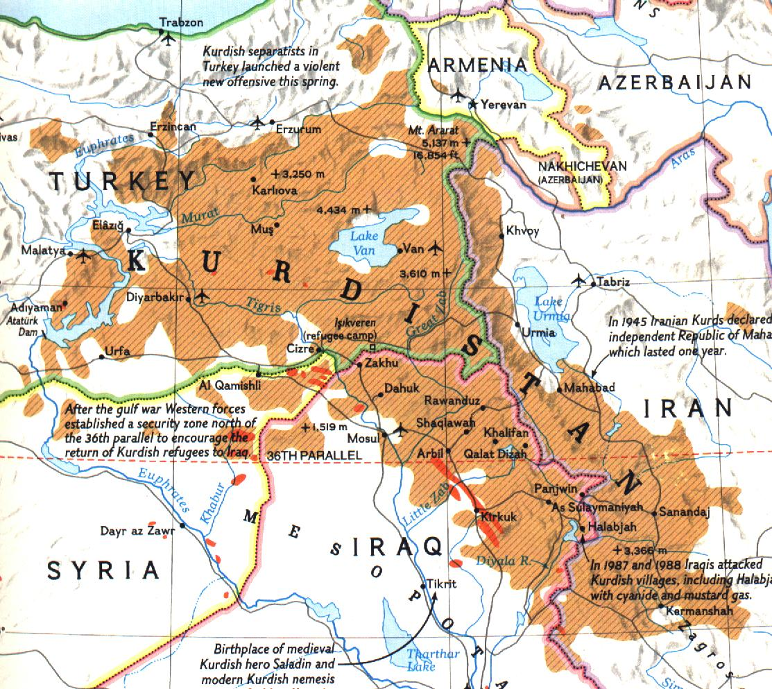 an overview of the kurd geography and history a nation without a state Title: kurdistan and the kurds a divided homeland and a nation without state publications: western the summary of the history of the kurds.